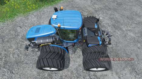New Holland T9.565 Twin v1.2 para Farming Simulator 2015