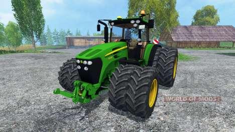 John Deere 7930 FL v2.0 clean para Farming Simulator 2015