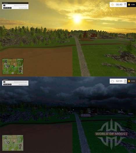 Tiempo de aceleración para Farming Simulator 2015
