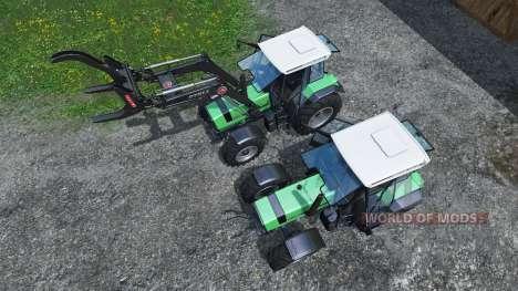 Deutz-Fahr AgroStar 6.31 & 6.61 para Farming Simulator 2015