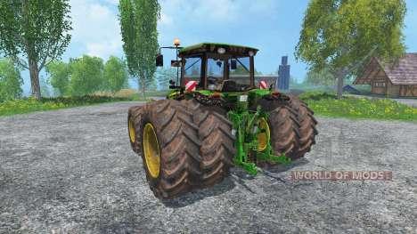 John Deere 7930 FL v2.0 dirt para Farming Simulator 2015