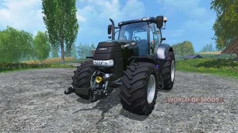 Case IH Puma CVX 160 Black Edition v2.0 para Farming Simulator 2015