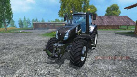 New Holland T8.320 Black Edition para Farming Simulator 2015