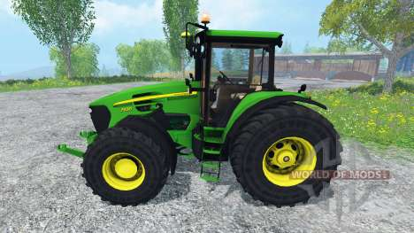 John Deere 7930 clean para Farming Simulator 2015