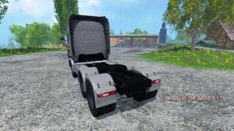 Scania R730 2011 para Farming Simulator 2015
