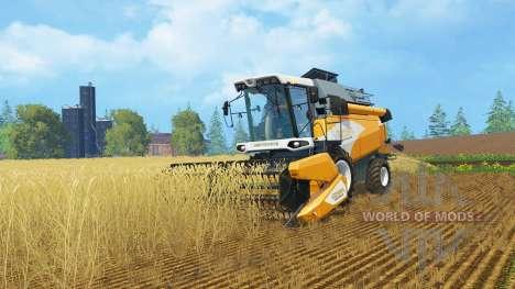 Mercenario consume de combustible y las semillas para Farming Simulator 2015