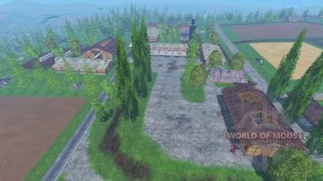 Ubicación Bornholm - v2.1 para Farming Simulator 2015