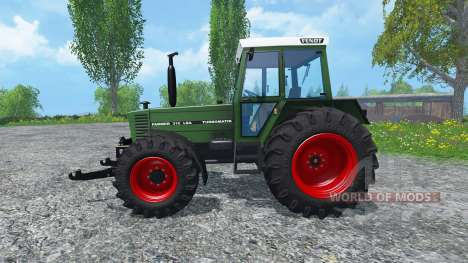 Fendt Farmer 310 LSA 1991 v1.1.1 para Farming Simulator 2015