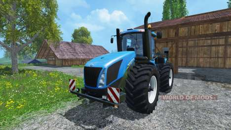 New Holland T9.560 v2.0 para Farming Simulator 2015