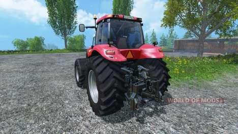 Case IH Magnum CVX 290 v1.4 para Farming Simulator 2015