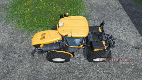 New Holland T9.560 Yellow para Farming Simulator 2015