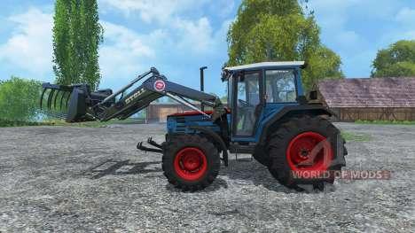 Eicher 2090 Turbo para Farming Simulator 2015