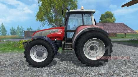 Valtra T140 Red para Farming Simulator 2015