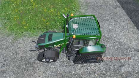 New Holland T8.435 Green Edition para Farming Simulator 2015