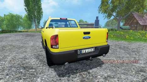 Ford Pickup v1.2 para Farming Simulator 2015