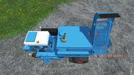 Azúcar de remolacha cosechadoras KS-6B limpio para Farming Simulator 2015