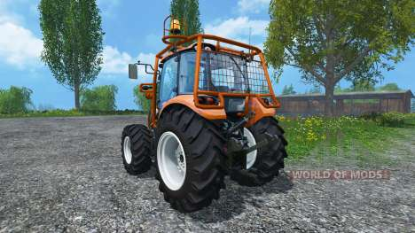 New Holland T4.75 Forst para Farming Simulator 2015