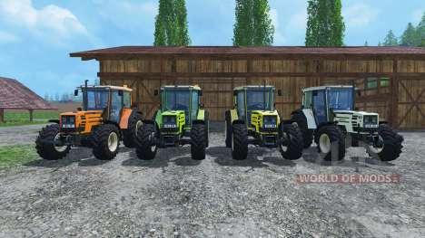 Huerlimann H488 v1.2 para Farming Simulator 2015