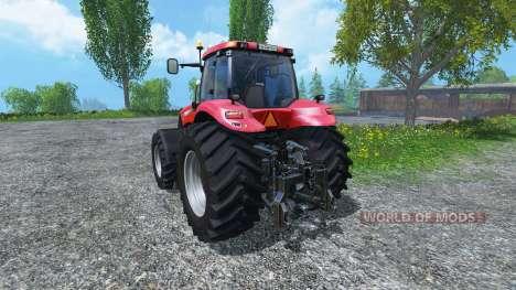 Case IH Magnum CVX 315 v1.4 para Farming Simulator 2015