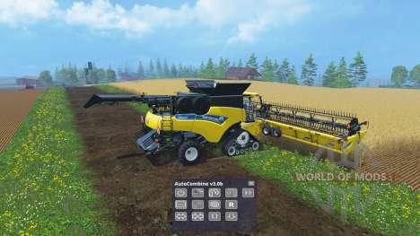 Asistente de strings para Farming Simulator 2015
