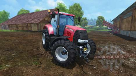Case IH Puma CVX 160 2012 para Farming Simulator 2015