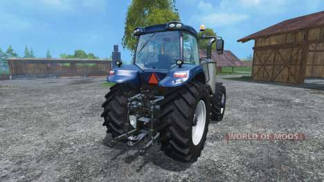 New Holland T8.435 Blue Power para Farming Simulator 2015