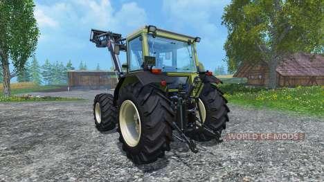 Huerlimann H488 FL para Farming Simulator 2015