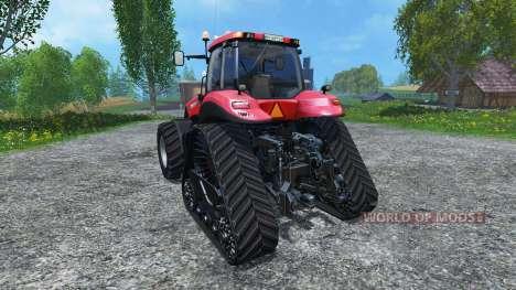 Case IH Magnum CVX 380 RowTrac para Farming Simulator 2015