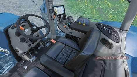 New Holland T8.485 2014 Blue Power Plus para Farming Simulator 2015