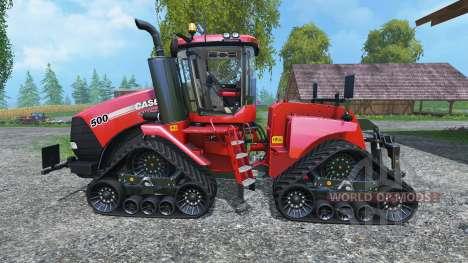 Case IH Quadtrac 500 v1.1 para Farming Simulator 2015