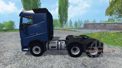 Volvo FH750 para Farming Simulator 2015