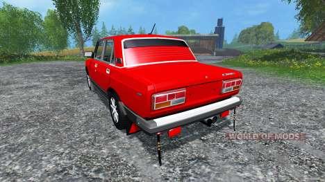 VAZ-2107 v2.0 para Farming Simulator 2015
