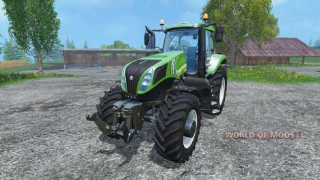 New Holland T8.435 Green Power Plus v2.0 para Farming Simulator 2015