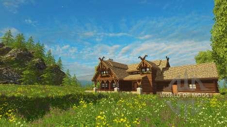 Ocultar interfaz para Farming Simulator 2015
