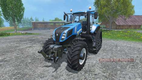 New Holland T8.435 SmartTrax para Farming Simulator 2015