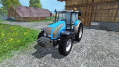 Valtra T140 Blue