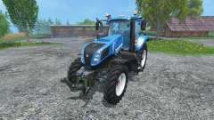 New Holland T8.320 srow para Farming Simulator 2015