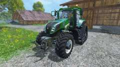 New Holland T8.435 Green Edition