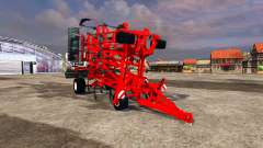 Cultivador De Vogel & Noot TerraTop 800 para Farming Simulator 2013