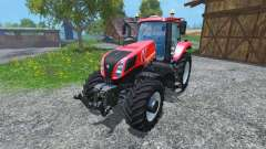 New Holland T8.485 2014 Red Power Plus v1.2