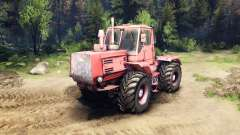 Т 150К v1.1 rojo para Spin Tires