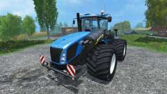 New Holland T9.560 new tires