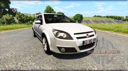 Opel Astra H para BeamNG Drive