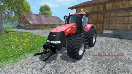 Case IH Magnum CVX 340 v1.4 para Farming Simulator 2015