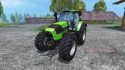 Deutz-Fahr Agratron 7250 TTV para Farming Simulator 2015