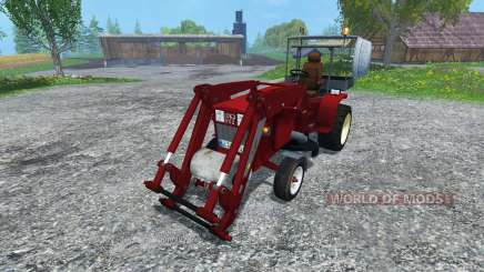 Hoftraktor HT13E FL clean para Farming Simulator 2015