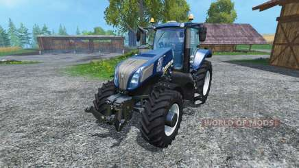 New Holland T8.485 2014 Blue Power Plus para Farming Simulator 2015