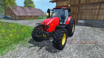Lamborghini Mach VRT 230 Rot para Farming Simulator 2015