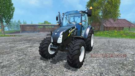 New Holland T4.75 Black Edition para Farming Simulator 2015