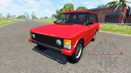 Range Rover Classic para BeamNG Drive